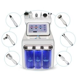 Hydra Skin Peel Facial Equipment H2O2 Multi Functional Beauty Machine