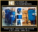 P7 501 R Portable Abrasive Blaster