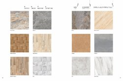 OSIS Multicolor Vitrified Floor Tiles, Size: 60 * 60 In Cm, Thickness: 10-15 mm