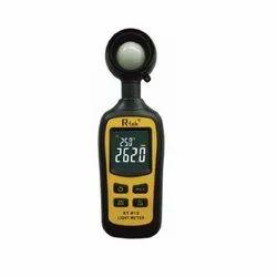 RT-912 Mini Light Meter With Temperature