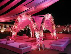 Wedding Tent Rental Service