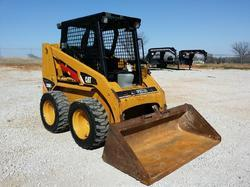 Used Skid Steer Loaders