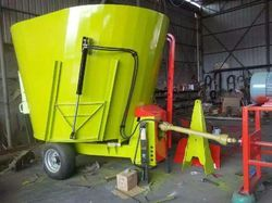 TMR Feed Mixer Machine