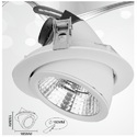 LED COB Zoom Downlight