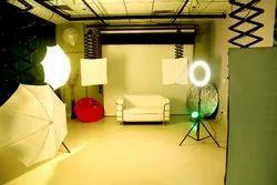 Photography Studio On Rent Services