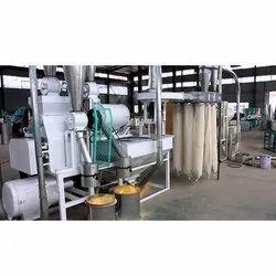 Industrial Flour Mill Machine
