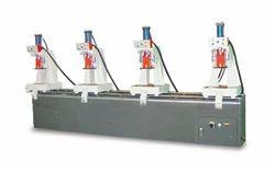 JIH-P4T - Four Head Hydraulic Press