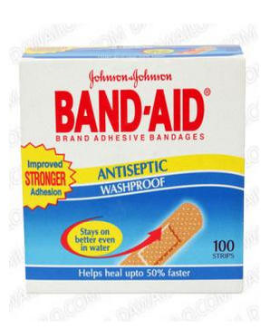 band aid washproof usage hospital clinical rs 2 50 pack id