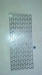 MS Perforated Brick Support Mesh, Material Grade: Mild Steel, Thickness: .5MM