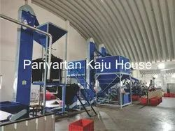 Fully Automatic Cashew Processing Machinery, Capacity: 250-25000kg