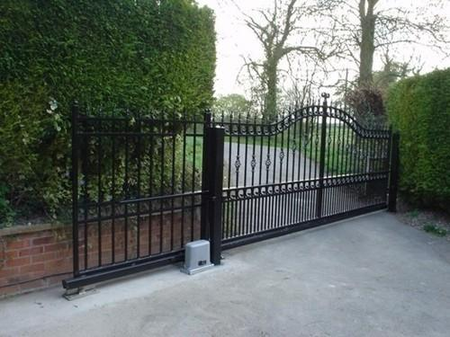 Automatic Sliding Gate - Automated Sliding Gate Manufacturer from