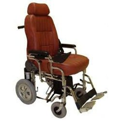 Foldable Powered Motorized Wheel Chair