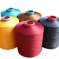 Textile Industry Polyester Dyed Yarn