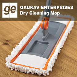 White Dry Cleaning Mops