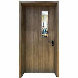 Modern School Classroom Door