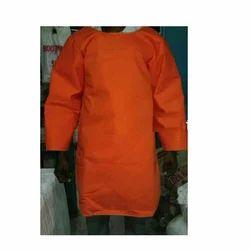 Orange Vermiculite Foundry Back Open Jacket
