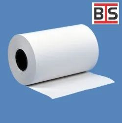 White BIS Thermal Paper Roll 55/57/58mm, GSM: Less than 80 GSM, Packaging Type: Box