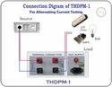 Total harmonic Distortion Power Analyzer Meter