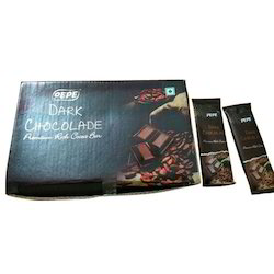 Pepe Dark Chocolate Bar, Pack Size: 30 Pieces