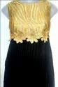 Golden Black Top