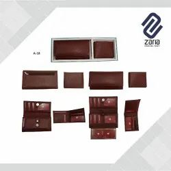 Promotional Leather Gifts Set