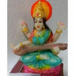 Saraswati Goddess Statue