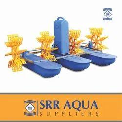 Shrimp Farming Aerator, Pond Aeration and Aquaculture Fish Farms