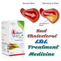 Bad Cholesterol LDL Treatment Medicine