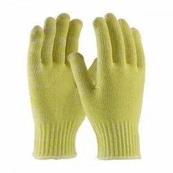 Para-Aramid Knitted Kevlar Hand Gloves