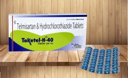 Telmisartan & Hydrochlorothiazide Combination Tablets