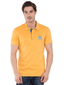 Male Jockey Burnt Gold Sport Polo T-shirt