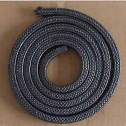 PTFE Fiber Packing With Graphite Dispersion
