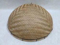 Cane Cloche Basket