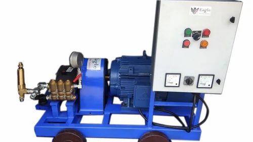 Pressure Testing Pump - Motorized Hydro Test Pump Manufacturer from