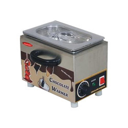 Chocolate melter or chocolate warmer