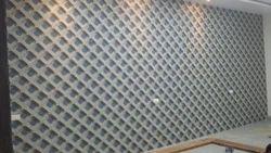 3D Effect Wall Paper