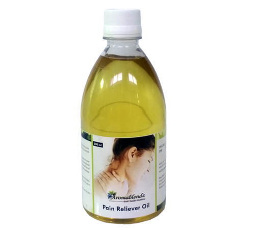 Aromablendz Ayurvedic Pain Relief Oil