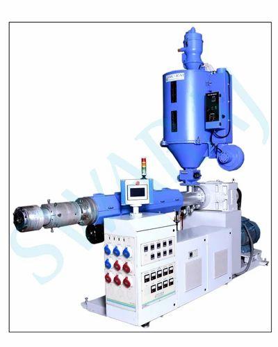 HDPE Plastic Pipe Extrusion Machines