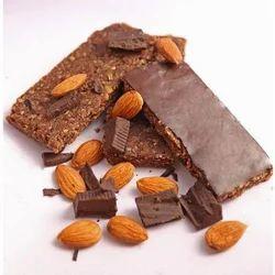 Rectangular Almond Chocolate