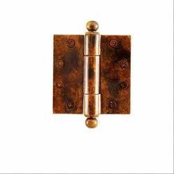 Solid Bronze Heavy Duty 4.5 Inch Hinge