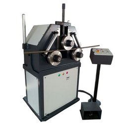 Viraat Three Roller Pipe Bending Machine