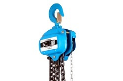 Chain Block Hoists