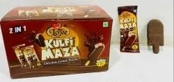 Kulfi Maza Chocolate Dipped Biscuit