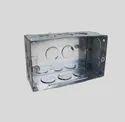 Metal 4m Concealed Box
