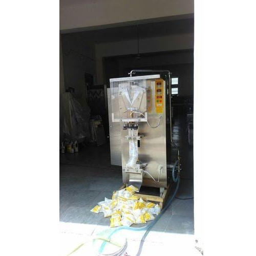 Milk Pouch Filling Machine