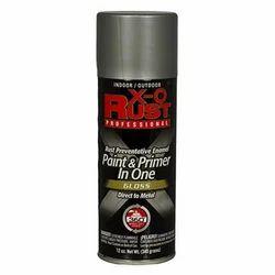 Preventative Enamel Spray Paint, for Heat resistant