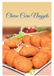 Convenio cheese corn nuggets