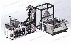 ET- C500 Non-Woven U-Cut Bag Making Machine