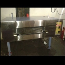Single Deck Baking Oven