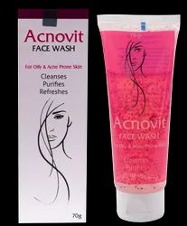 Anti Acne  ( Acnovit) Face Wash